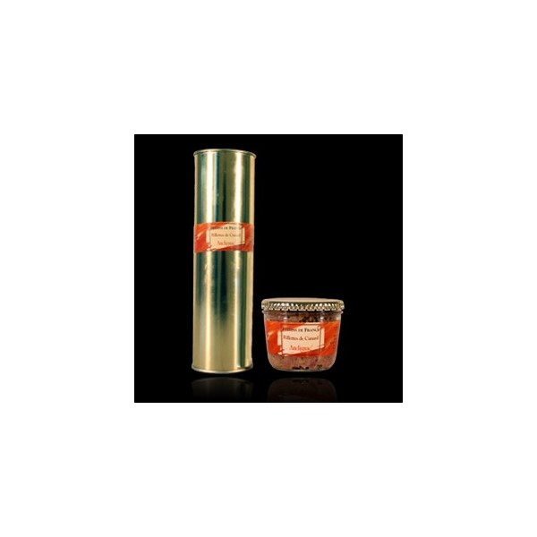 Rillettes Canard bocal 180 g