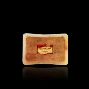 terrine de foie gras de canard entier cuisson au torchon 200g festins de france andignac. Black Bedroom Furniture Sets. Home Design Ideas